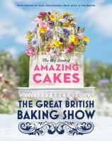 Cover image for THE BIG BOOK OF AMAZING CAKES / The Big Book of Amazing Cakes