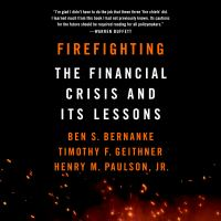 Cover image for Firefighting The Financial Crisis and Its Lessons.