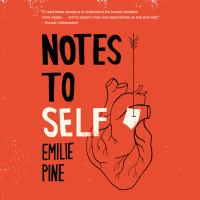 Cover image for Notes to self Essays.