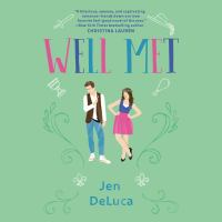 Cover image for Well met