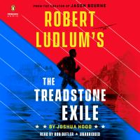 Cover image for Robert Ludlum's the Treadstone exile. bk. 2 [sound recording CD] : Treadstone series