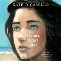 Cover image for Beverly, right here [sound recording CD]