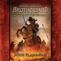 Cover image for Return of the temujai Brotherband Chronicles, Book 8.