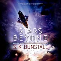 Cover image for Stars beyond Stars uncharted series, book 2.
