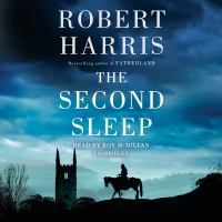 Cover image for The second sleep [sound recording CD]