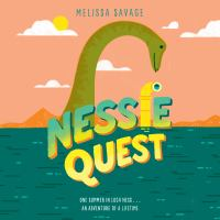 Cover image for Nessie quest