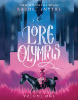 Cover image for LORE OLYMPUS