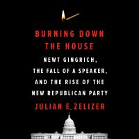 Cover image for Burning down the house Newt gingrich, the fall of a speaker, and the rise of the new republican party.