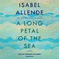 Cover image for A long petal of the sea A novel.