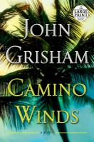 Cover image for Camino winds. bk. 2 [large print] : Camino Island series