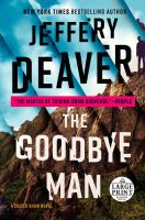 Imagen de portada para The goodbye man. bk. 2 Colter Shaw series