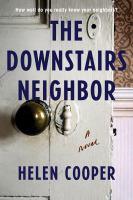 Imagen de portada para The downstairs neighbor