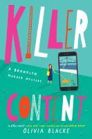 Imagen de portada para Killer content. bk. 1 Brooklyn murder mysteries series