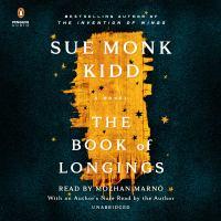 Imagen de portada para The book of longings [sound recording CD] : a novel