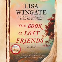 Cover image for The book of lost friends [sound recording CD] : a novel