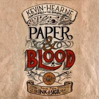 Imagen de portada para Paper & blood Ink & sigil series, book 2.