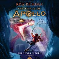 Imagen de portada para The tower of Nero. bk. 5 [sound recording CD] : Trials of Apollo series