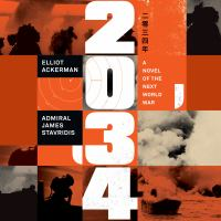 Cover image for 2034 A novel of the next world war.