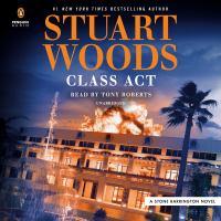 Imagen de portada para Class act. bk. 58 [sound recording CD] : Stone Barrington series