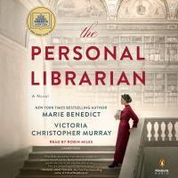Imagen de portada para The personal librarian [sound recording CD]