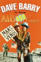 Cover image for Dave Barry is from Mars and Venus