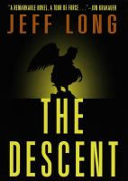 Cover image for The descent : a novel