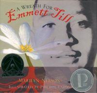Cover image for A wreath for Emmett Till