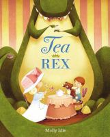 Cover image for Tea Rex