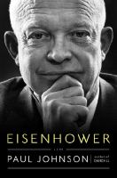 Cover image for Eisenhower : a life