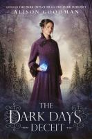 Cover image for The Dark Days deceit. bk. 3 : Lady Helen series