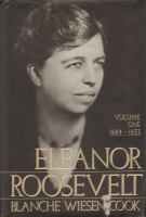 Cover image for Eleanor Roosevelt, 2 vols.