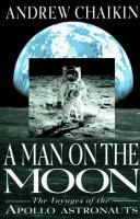 Cover image for A man on the moon : the voyages of the Apollo astronauts