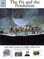 Cover image for The pit and the pendulum and other stories