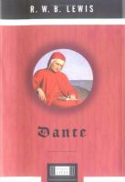 Cover image for Dante : Penguin lives series