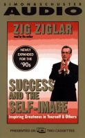 Cover image for Success and the self-image