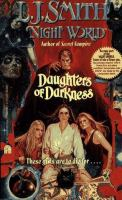 Cover image for Daughters of darkness. bk. 2 : Night world series