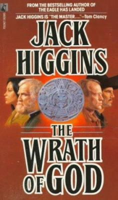 Cover image for The wrath of God