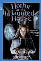 Imagen de portada para Horror at the haunted house