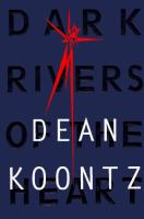 Cover image for Dark rivers of the heart : a novel
