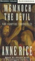Cover image for Memnoch the Devil. bk. 5 : Vampire chronicles