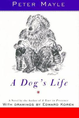 Cover image for A dog's life