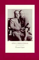 Cover image for One Christmas