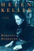 Cover image for Helen Keller : a life