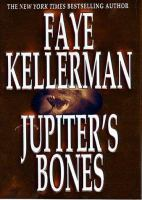 Cover image for Jupiter's bones Book 11: Peter Decker/Rina Lazarus series