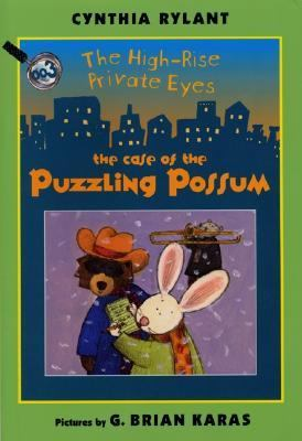 Cover image for The case of the puzzling possum. bk. 3 High-rise private eyes series