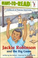 Cover image for Jackie Robinson and the big game