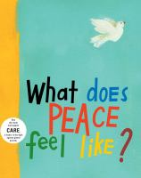 Cover image for What does peace feel like?