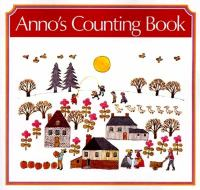Cover image for Anno's Counting book