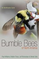 Cover image for Bumble bees of North America : an identification guide