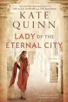 Cover image for Lady of the eternal city Rome Series, Book 4.